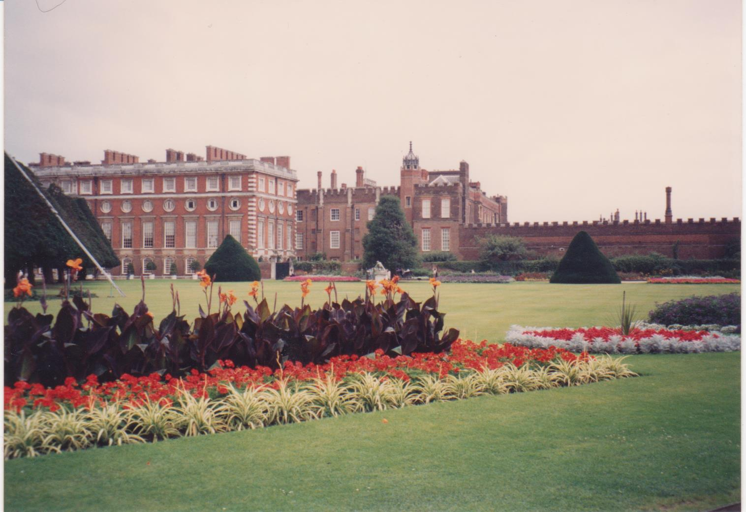 Hampton Court Palace, taken by me