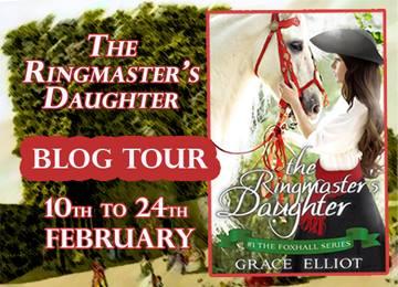 The Ringmaster's Daughter Blog Tour